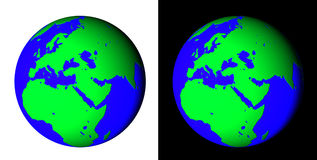 Earth vector illustration