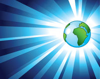 The Earth Royalty Free Stock Photo