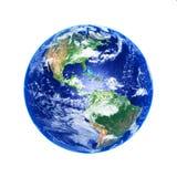 Earth. Globe, high resolution image Stock Photo