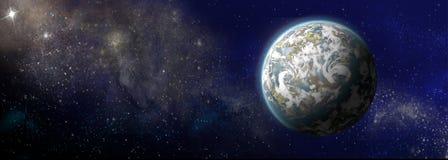 Earth royalty free illustration