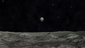 Earth Animation stock footage