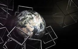 Earth Art Stock Photography