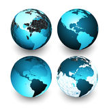 Earth background Royalty Free Stock Photography