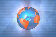 Earth Background Royalty Free Stock Image