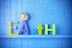 Earth Background Stock Images