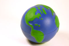 Earth Ball Royalty Free Stock Photos