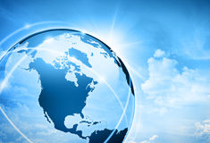 Earth concept Royalty Free Stock Image