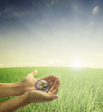 Earth concept photo Royalty Free Stock Photo