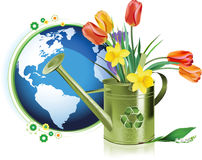 Earth Day. Royalty Free Stock Photography