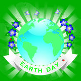 Earth day. Stock Photography