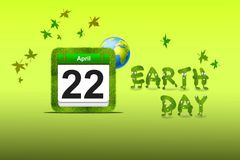 Earth day. Stock Photo