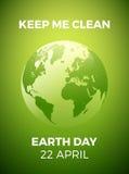 Earth day, April 22 Stock Photos