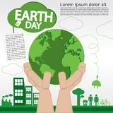 Earth Day. Stock Photos