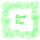 Earth day background Royalty Free Stock Image