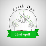 Earth Day background Stock Photos