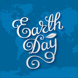 Earth Day Card Stock Photography