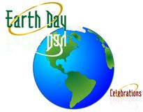 Earth Day Celebrations Royalty Free Stock Images