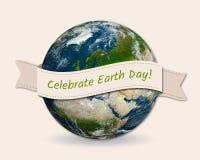 Earth day concept Royalty Free Stock Photos