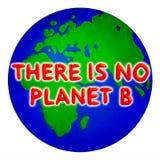Earth day concept or environmental debt day EDD stock photography