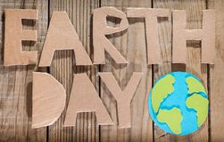Earth day concept Royalty Free Stock Photo