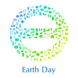 Earth day concept Stock Photos