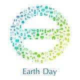 Earth day concept Stock Photos