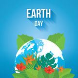 Earth Day. Ecology concept. Stock Image