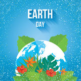 Earth Day. Ecology concept. Royalty Free Stock Photo