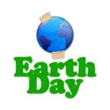 Earth Day and Globe Royalty Free Stock Photo