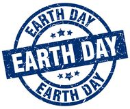 Earth day stamp. Earth day grunge vintage stamp isolated on white background. earth day. sign stock illustration