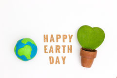 Earth day holiday concept Stock Photography