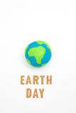 Earth day holiday concept Stock Images