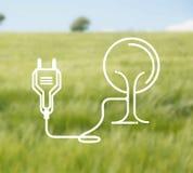 Earth day icons vector Stock Photos