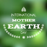 Earth day2 Royalty Free Stock Photo