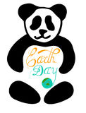 Earth Day - perfect design element Stock Image