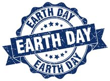 Earth day seal. stamp. Earth day round seal isolated on white background. earth day vector illustration