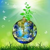 Earth day.Season nature Royalty Free Stock Image