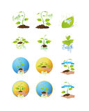 Earth day Stock Photography