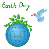 Earth Day symbols Stock Photos