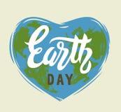 Earth Day vector. 22 April Concept illustration Stock Photos