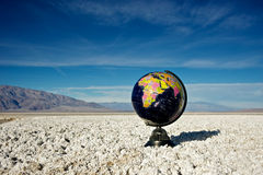 The Earth in Desolation Stock Image