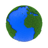 Earth ecological concept Stock Image