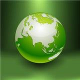 Earth - Eurasia. Royalty Free Stock Image