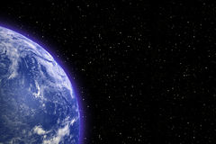 Free Earth From Space Royalty Free Stock Images - 16804599