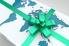 Earth gift Stock Photography