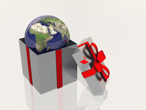 Earth Gift Royalty Free Stock Photography