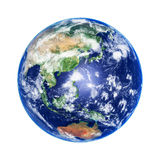 Earth Globe. Asia and Australia, high resolution image Stock Images
