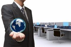 Earth globe Royalty Free Stock Image