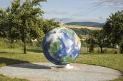 Earth globe Royalty Free Stock Images