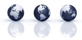 earth globe 免版税库存图片